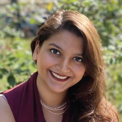 Meghan Sunayna Mehta Photo