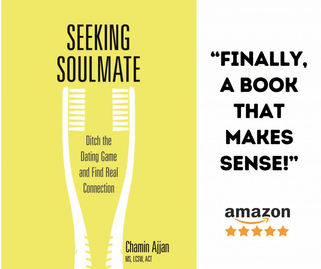 Book Cover - Seeking Soulmate by Chamin Ajjan